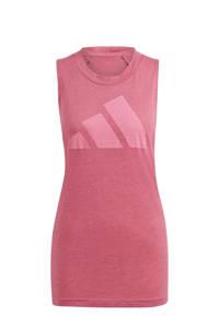 adidas Performance 2.0 Sportwear sporttop roze, Roze