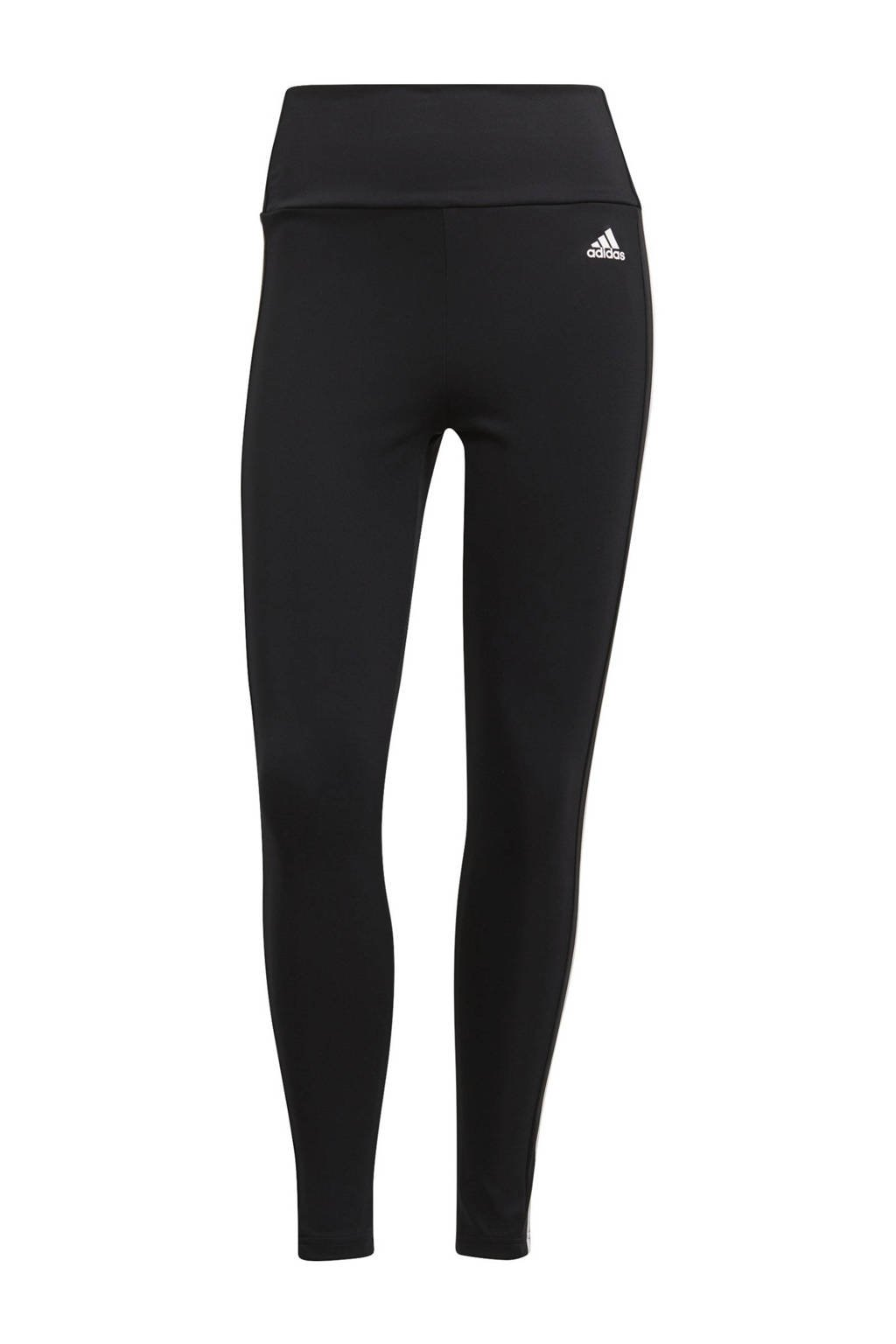 adidas Performance Designed2Move 7/8 sportlegging zwart/wit, Zwart/wit