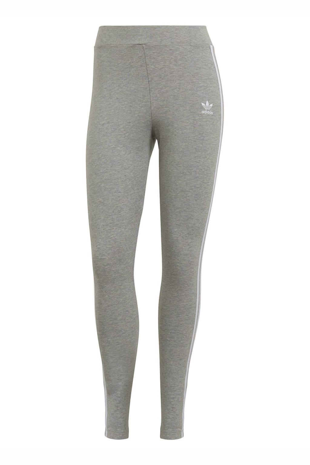 adidas Originals Adicolor legging grijs melange, Grijs melange