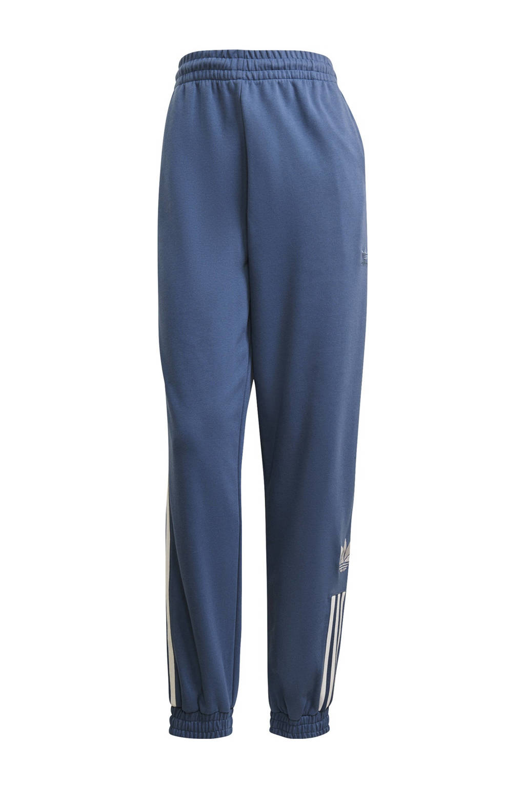 adidas Originals Adicolor joggingbroek blauw/wit, Blauw/wit