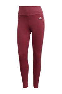 adidas Performance Designed2Move sportlegging roze/wit, Roze/wit
