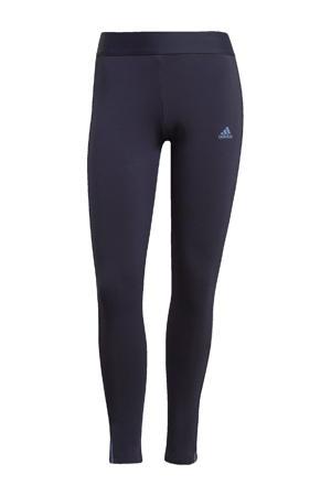 sportbroek donkerblauw/blauw