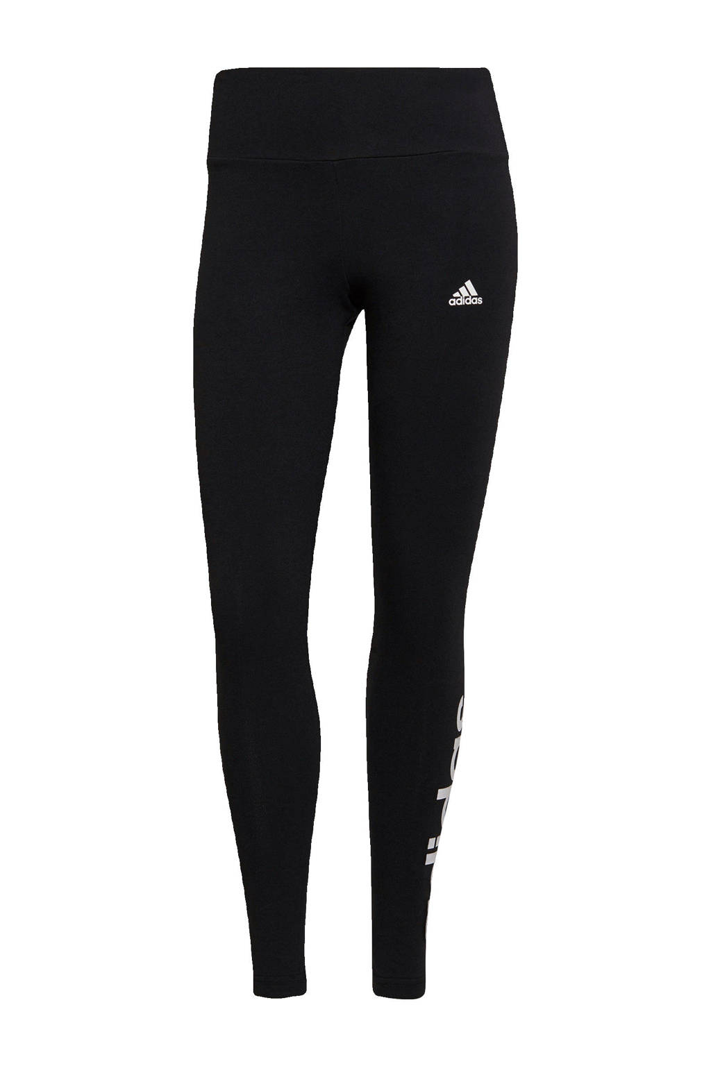 adidas Performance sportlegging zwart, Zwart