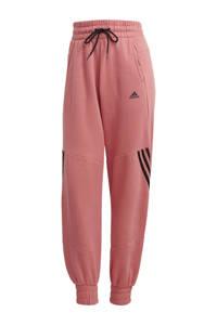 adidas Performance joggingbroek roze/zwart, Roze/zwart