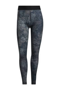 adidas Performance sportlegging zwart/multi, Zwart/multi