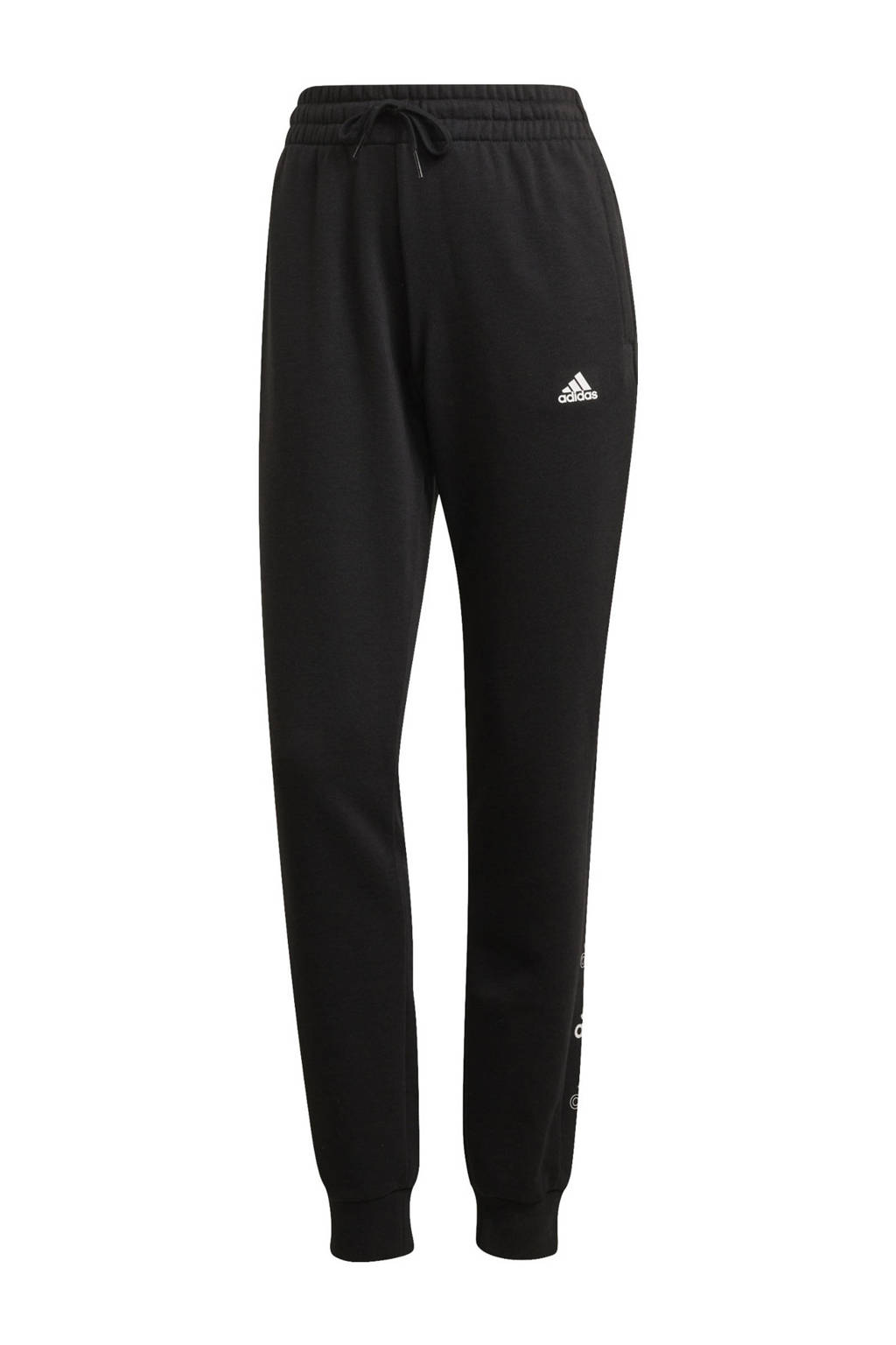 adidas Performance joggingbroek zwart, Zwart