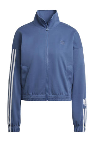 Adicolor vest blauw