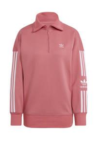 adidas Originals Adicolor sweater lichtroze/wit, Roze