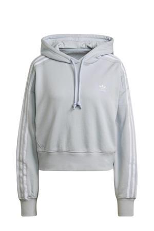 Adicolor hoodie lichtblauw