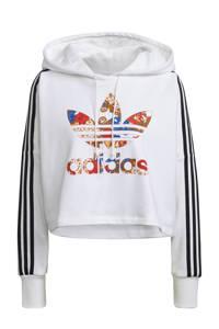 adidas Originals hoodie wit, Wit