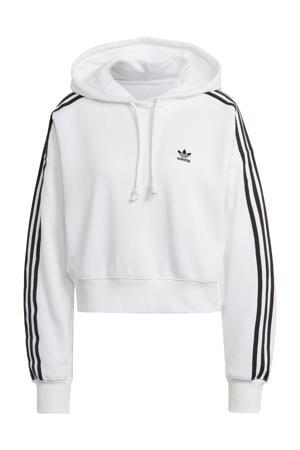 Adicolor hoodie wit