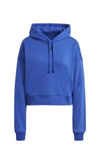 adidas Originals hoodie kobaltblauw, Kobaltblauw