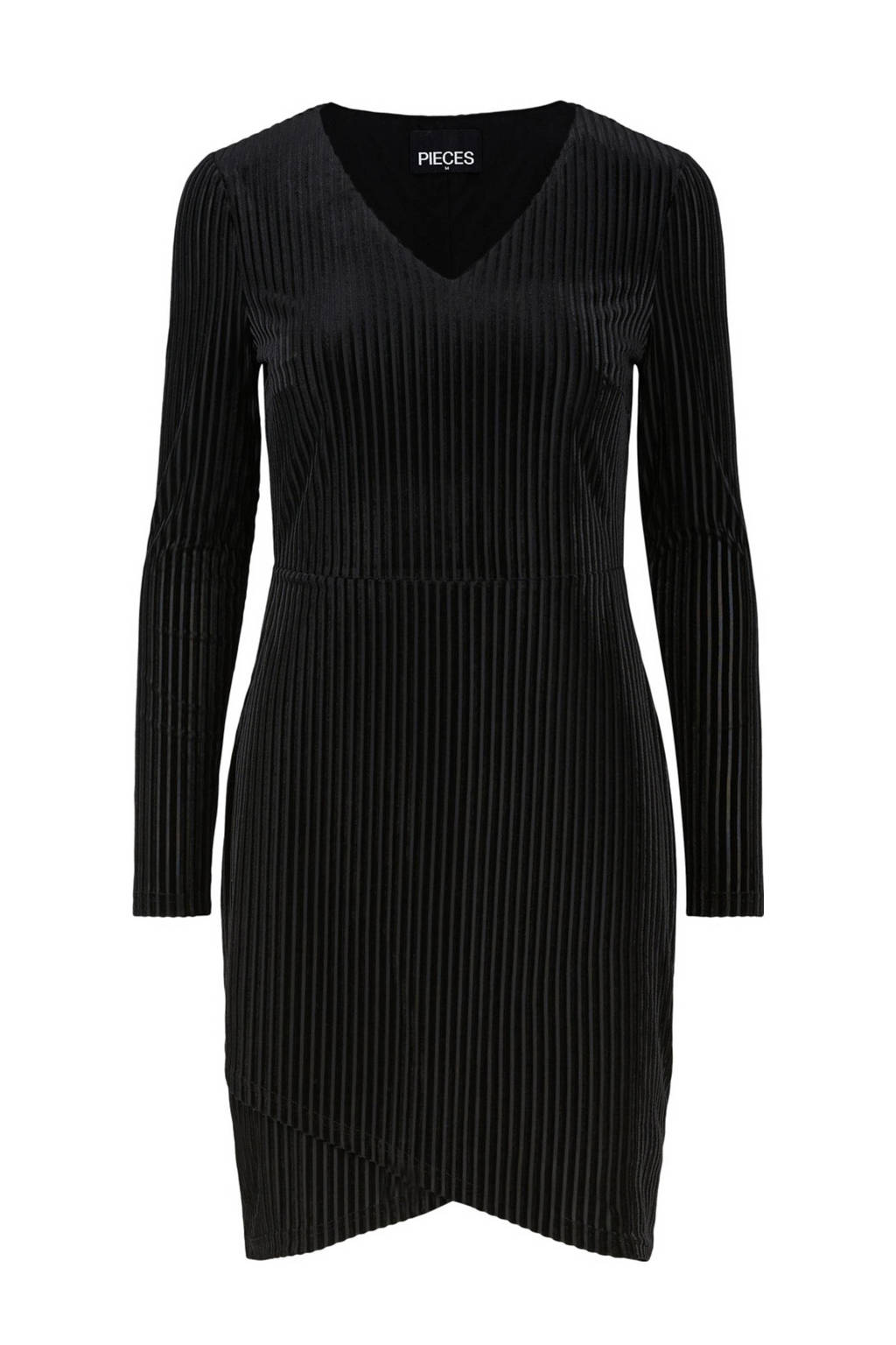 PIECES jurk PCPATTY zwart, Zwart