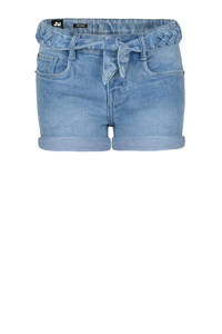Jill & Mitch by Shoeby skinny fit jeans short Isa blauw, Blauw
