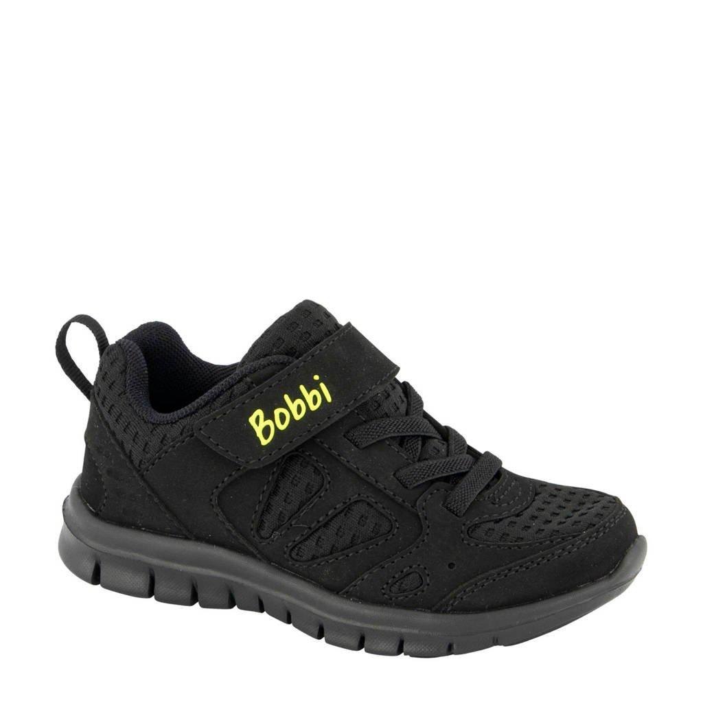 Bobbi-Shoes   sneakers zwart, Zwart