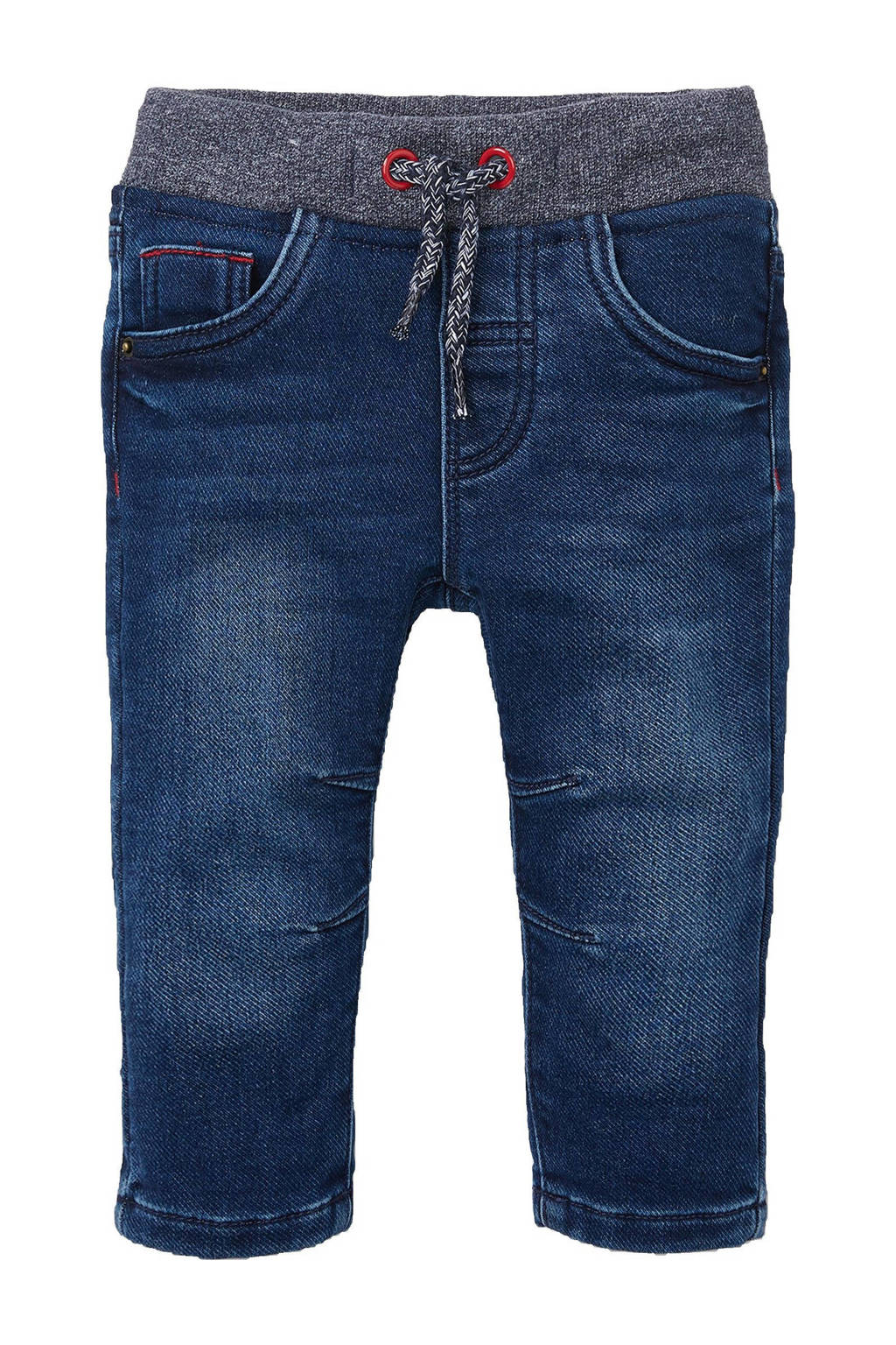 C&A Baby Club regular fit jeans donkerblauw, Donkerblauw