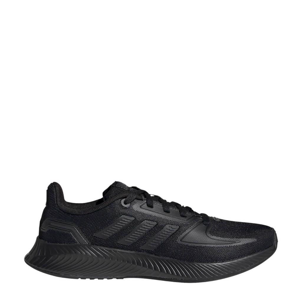adidas Performance Runfalcon 2.0 Classic sneakers zwart/grijs kids, Zwart/grijs