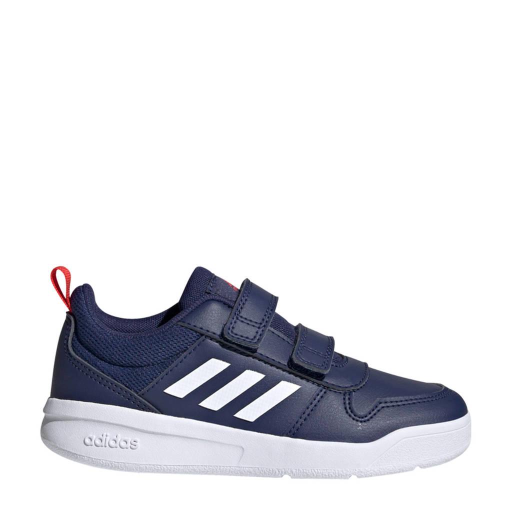 adidas Performance Tensaur Classic sneakers  donkerblauw/wit/rood kids, Donkerblauw/wit/rood