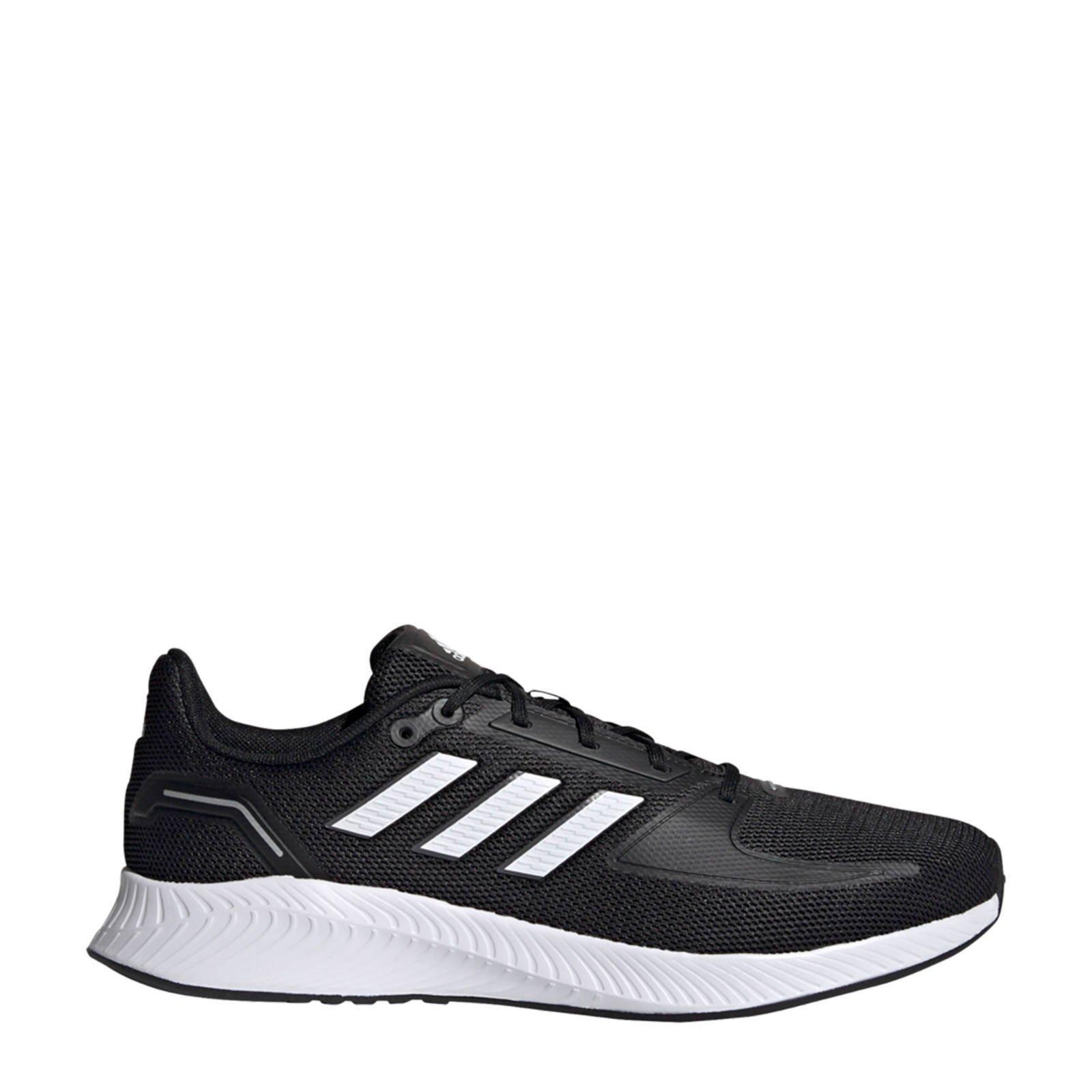 Adidas Performance Runfalcon 2.0 hardloopschoenen zwart/wit/grijs online kopen