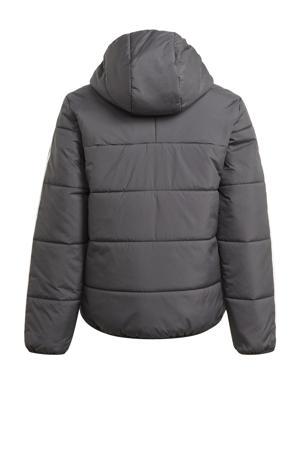 kids Adicolor jas zwart/wit
