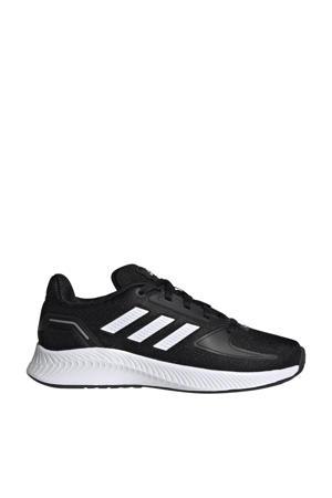 Runfalcon 2.0 Classic sneakers zwart/wit kids