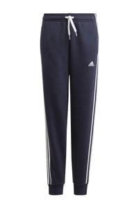 adidas Performance   joggingbroek donkerblauw/wit, Donkerblauw/wit