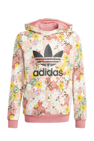 hoodie roze/multi