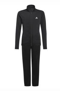 adidas Performance trainingspak zwart/wit, Zwart/wit