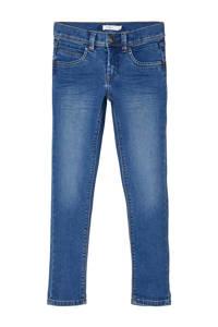 NAME IT KIDS slim fit jeans medium blue denim, Medium blue denim