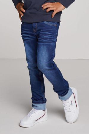 regular fit jeans NKMROBIN dark blue denim