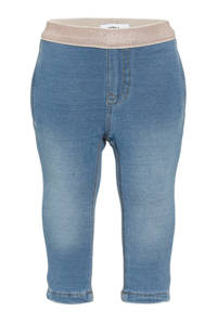 NAME IT MINI skinny jeans medium blue denim, Medium blue denim