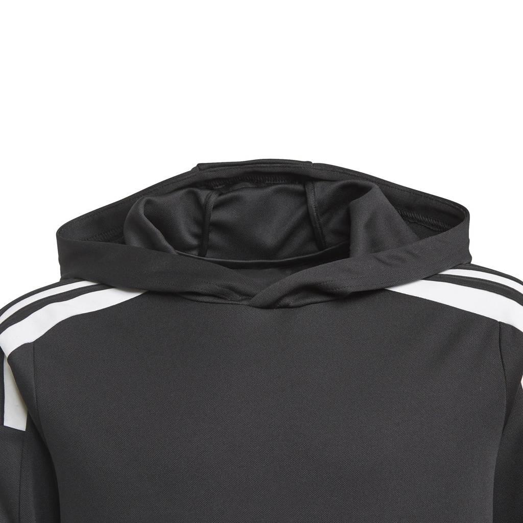 adidas Performance Junior  Squadra 21 voetbalvest zwart/wit, Zwart/wit