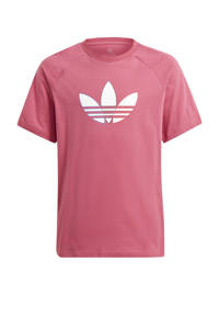 adidas Originals Adicolor T-shirt roze, Roze