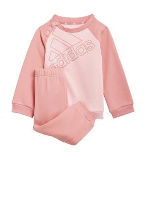 joggingpak lichtroze/roze