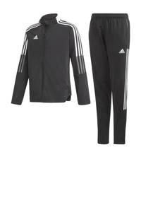 adidas Performance   Tiro trainingspak zwart, Zwart