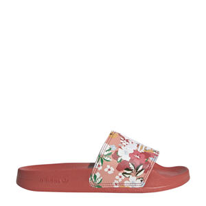 Adilette Lite slippers roze/wit