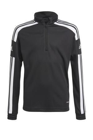 Squadra 21 voetbalvest zwart/wit