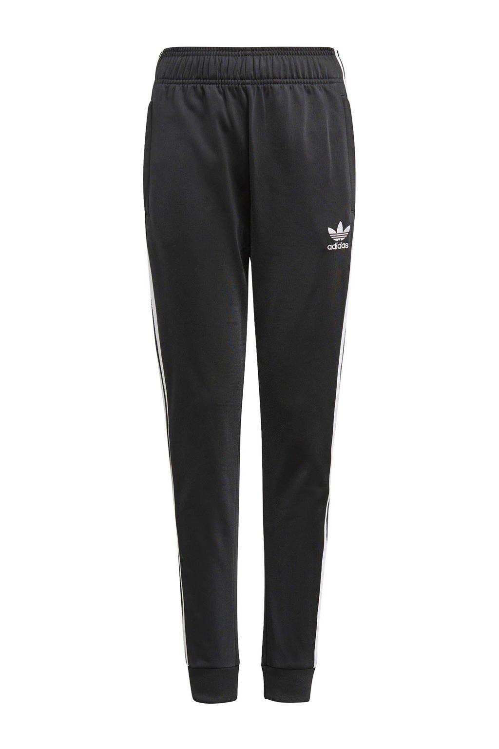 adidas Originals Superstar Adicolor joggingbroek zwart/wit, Zwart/wit