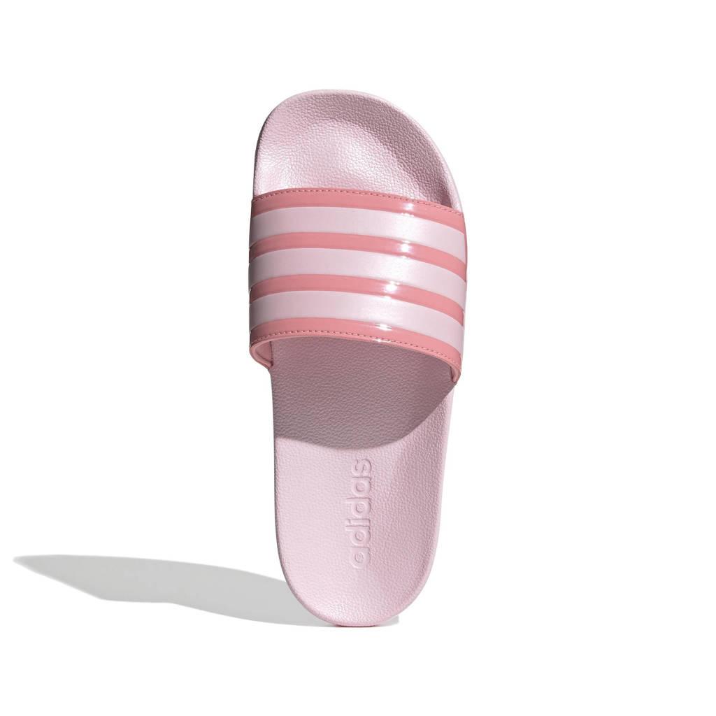 adidas Performance Adilette Shower  badslippers lichtroze/roze, Roze/lichtroze