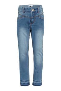 NAME IT KIDS slim fit jeans Salli lichtblauw, Lichtblauw