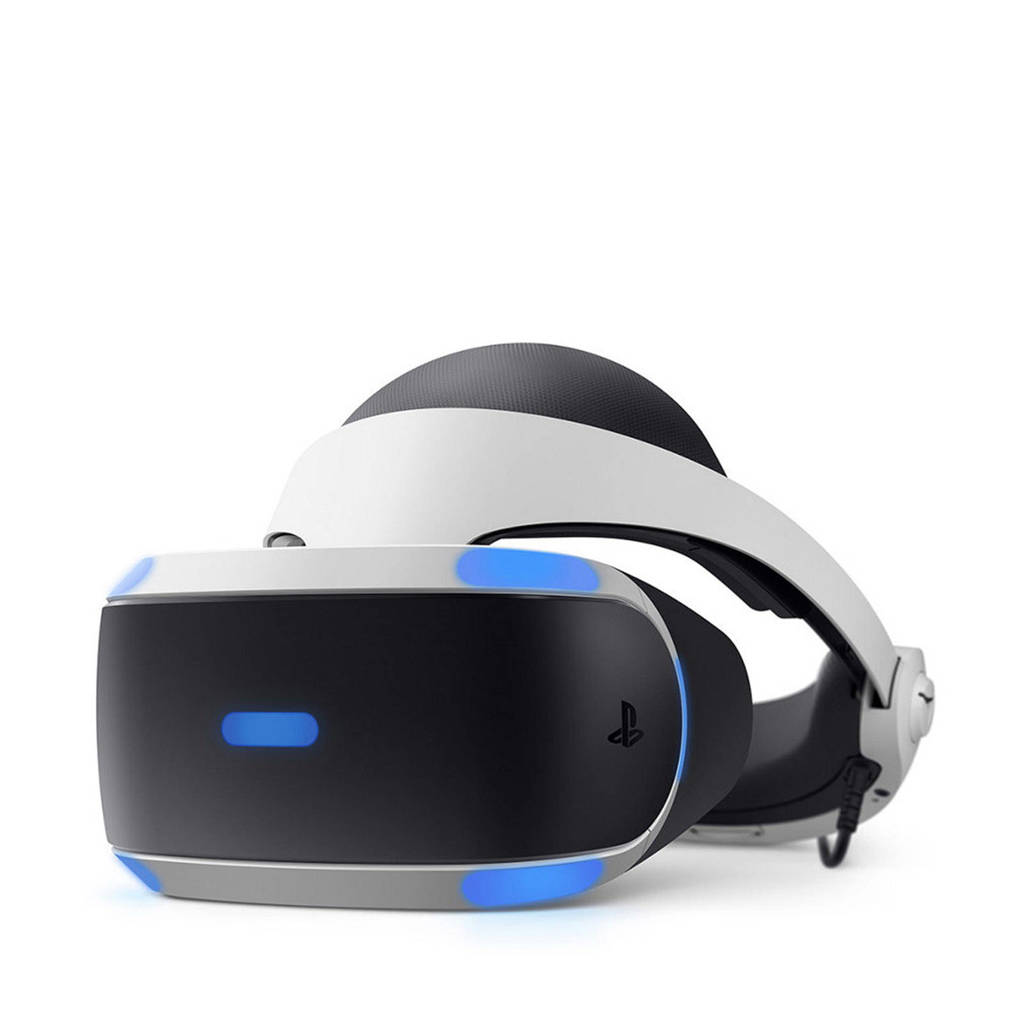 Sony PlayStation VR mega pack 3 (Incl. Camera + 5 Games), Wit