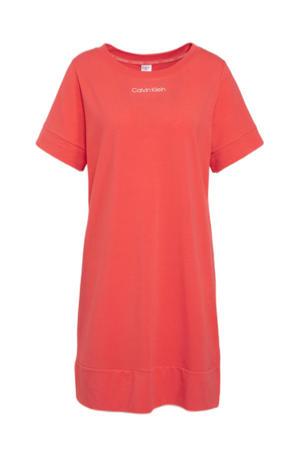 nachthemd koraalrood