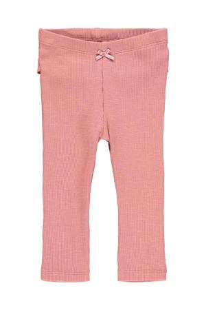 legging Blanca met biologisch katoen roze