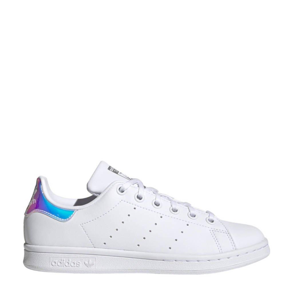 adidas Originals Stan Smith  sneakers wit/zilver metallic, Wit/zilver metallic