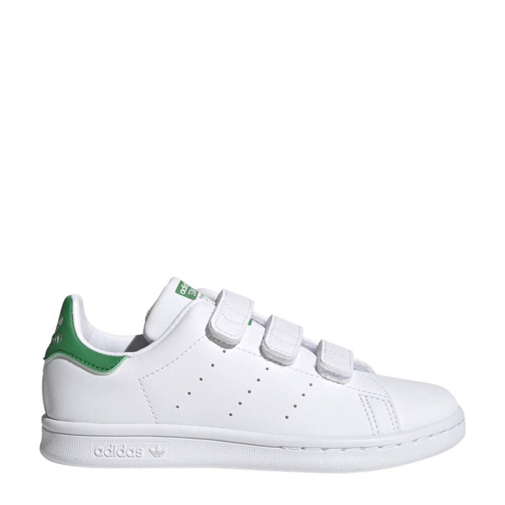 adidas Originals Stan Smith  sneakers wit/groen, Wit/groen