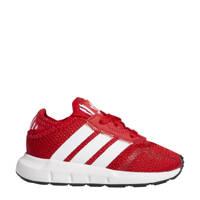 adidas Originals Swift Run  sneakers rood/wit/zwart, Rood/wit/zwart
