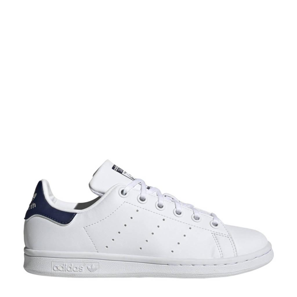 adidas Originals Stan Smith  sneakers wit/donkerblauw, Wit/blauw