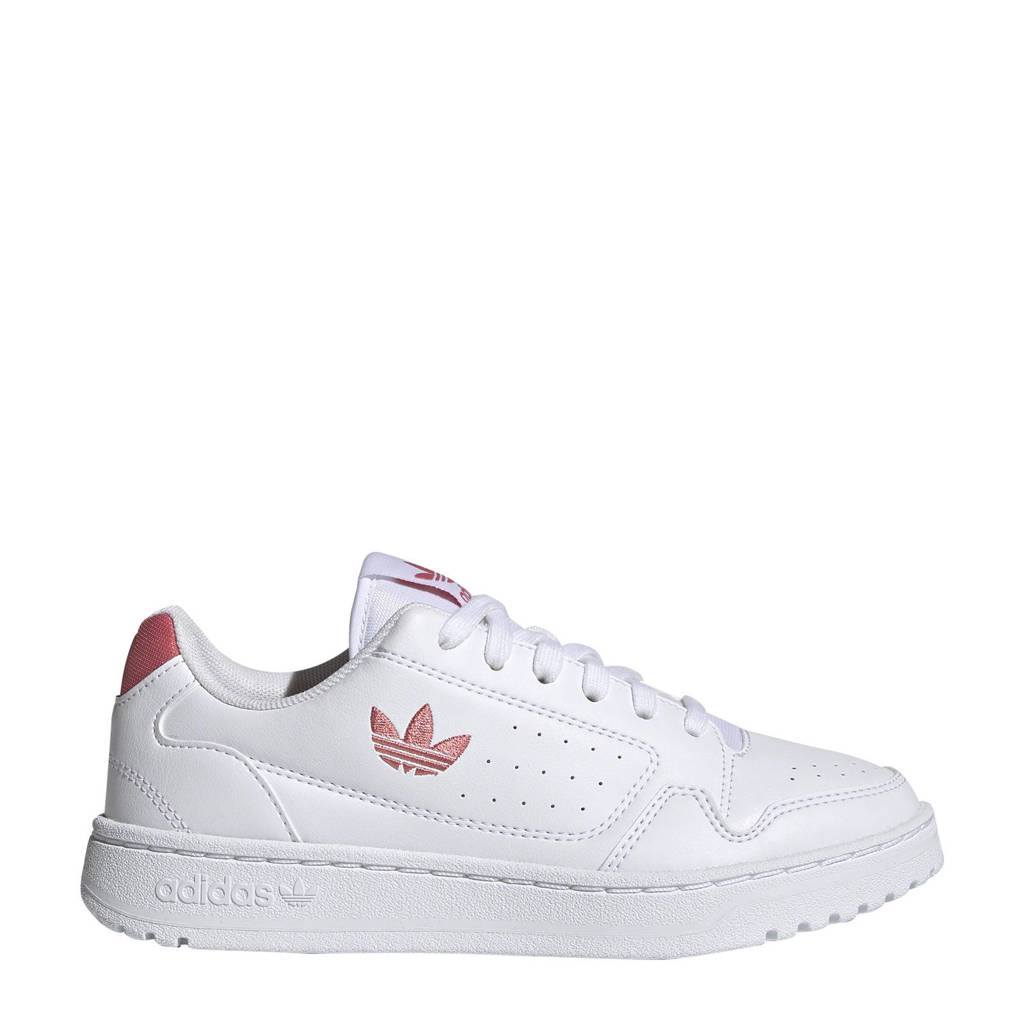 adidas Originals NY 92  sneakers wit/roze, Wit/roze