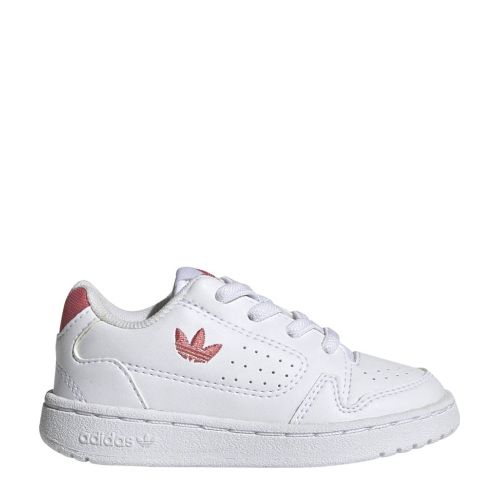 adidas Originals NY 92  sneakers wit/roze, Wit/rosé