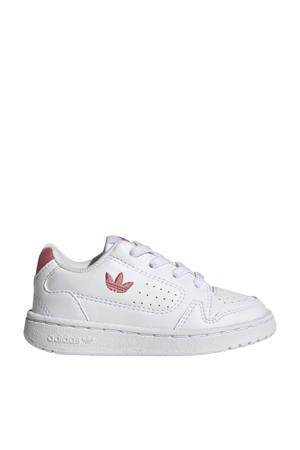 NY 92  sneakers wit/roze